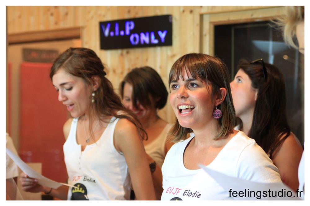 Feeling Studio Lille EVJF Enterrement de vie de jeune fille