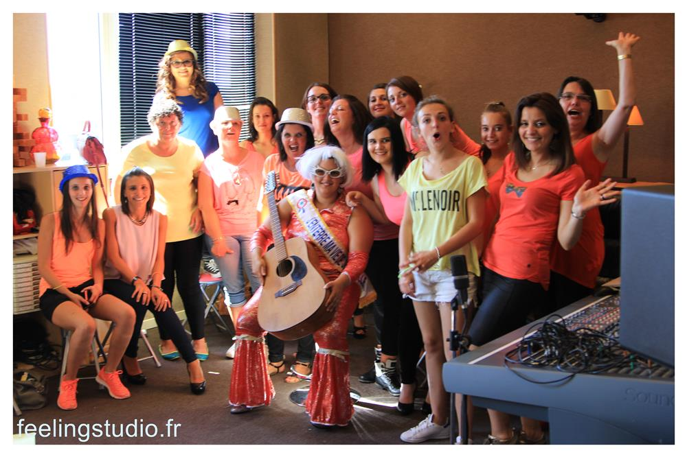 Activité Evjf Feeling Studio Lille - Jessie