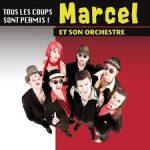 Marcel et son orchestre Artiste studio enregistrement Feeling Studio Lille