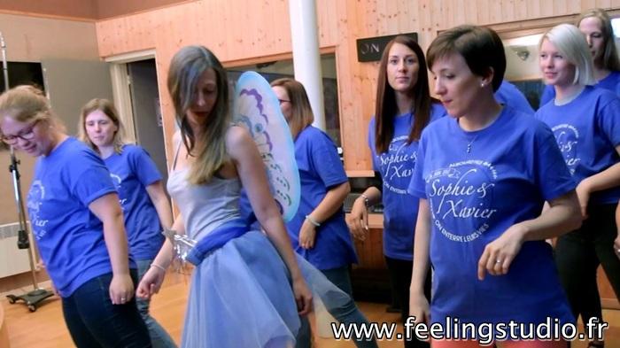 Enterrement de Vie de Jeune Fille Feeling Studio Lille - Sophie