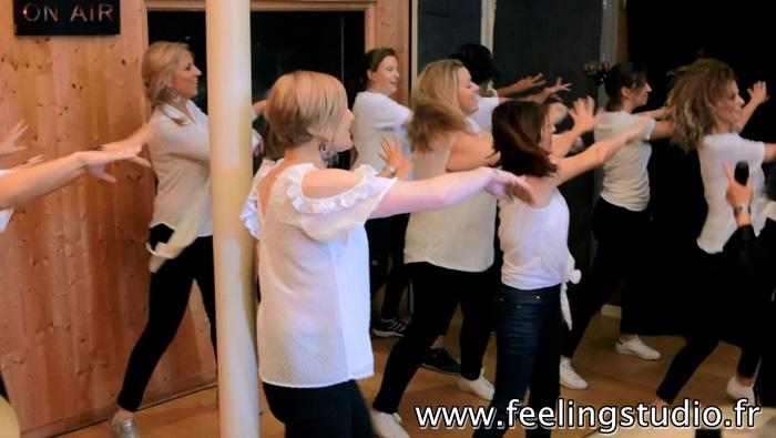Evjf Enterrement de Vie de Jeune Fille Feeling Studio Lille - Caroline j