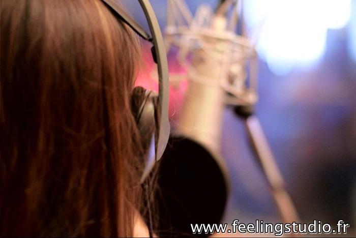 Feeling Studio Lille - Enregistrer une chanson