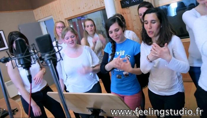 Idée originale EVJF Feeling Studio Lille - Léa