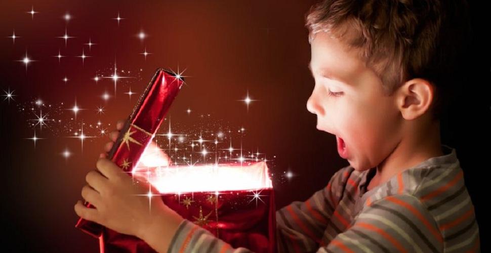 Cadeau pour enfant lire une histoire