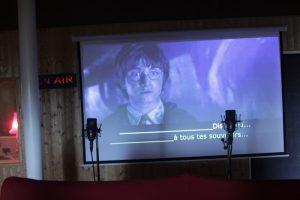 Activité doublage de film, scènes cultes en Studio d'enregistrement Feeling Studio Lille
