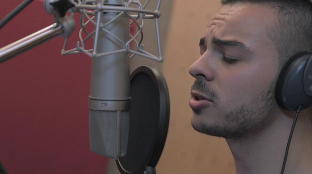 Forfaits Chanteurs pour enregistrer en studio Pro Lille