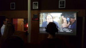 SOIREE PRIVEE ENTREPRISE AU STUDIO - DOUBLAGE DE FILM