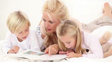 Raconter une histoire aux enfants