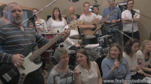 famille amis idees anniversaire surprise surprise mariage studio enregistrement - feeling studio lille