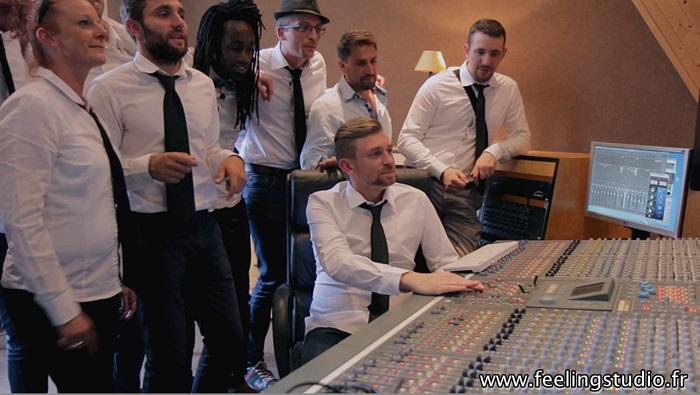 idees enterrement de vie de jeune garcon studio enregistrement feeling studio lille
