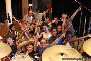 activites centre de loisirs alsh nord pas de calais hauts de france musique chanson-feeling studio lille
