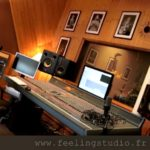 Contacter studio d'enregistrement Feeling Studio Lille Nord