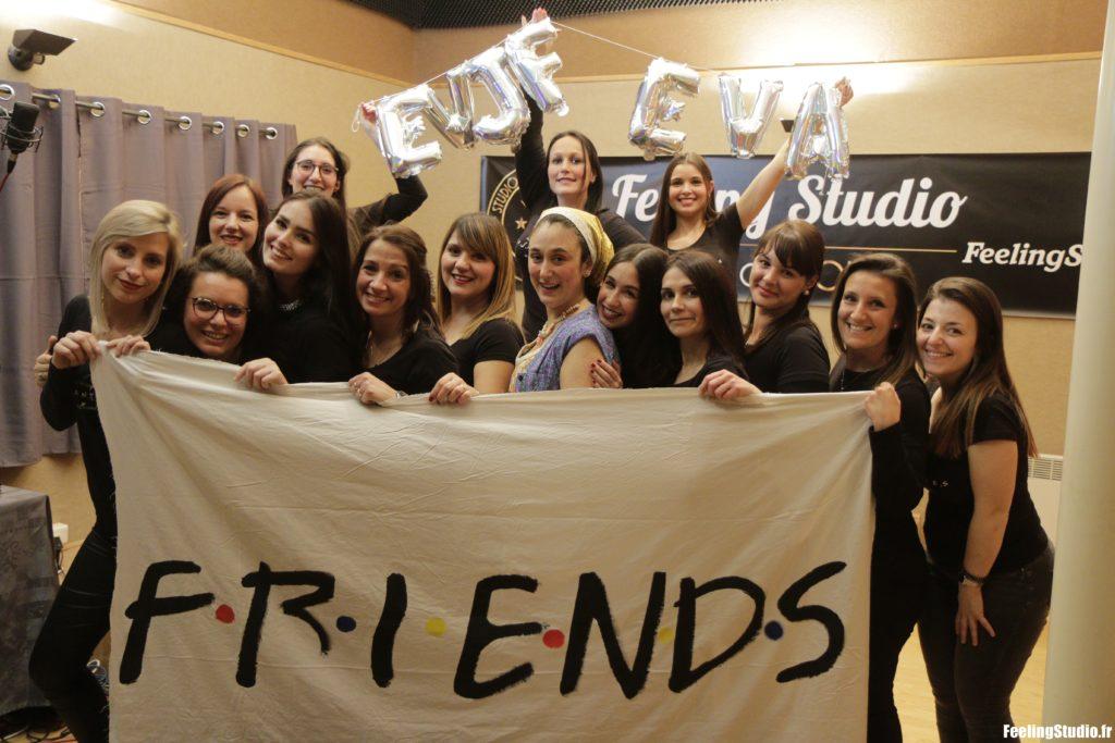 Organiser un EVJF nord clip vidéo pour enterrement de vie de jeune fille Feeling Studio